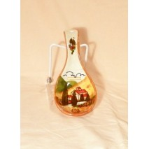 Tuscan landscape small spoonholder