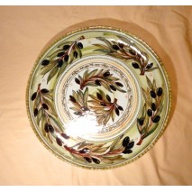 olive large plate