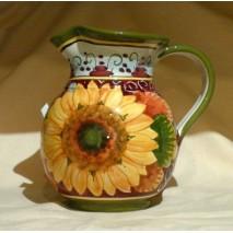 Sunflower Large pitcher