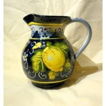 Lemon pitcher large