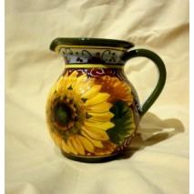 Sunflower medium pitcher