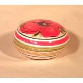 """Poppy jewel box """"Bolla"""""""