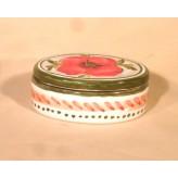 """Poppy jewel box """"Oval"""""""