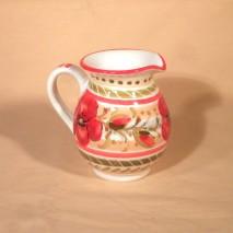 Poppy pitcher small