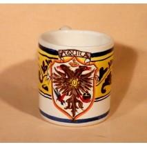 Contrada Aquila mug
