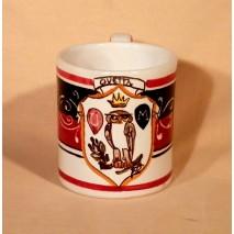 Contrada Civetta mug