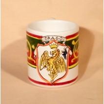 Contrada Drago mug
