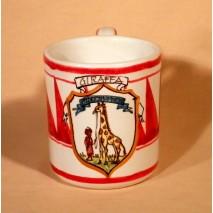 Contrada Giraffa mug