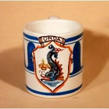 Contrada Onda mug