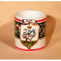 Contrada Oca mug