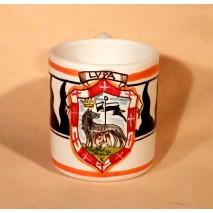 Contrada Lupa mug