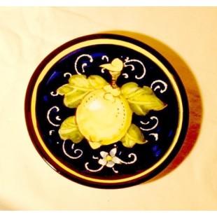 Lemon round tray 15