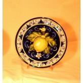 Lemon round tray 20