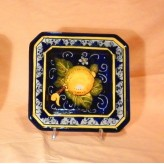 Lemon square tray 18