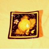 Lemon square plate 10